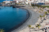 San Juan beach in Tenerife — Stock Photo