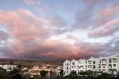 Zachód słońca w Callao Salvaj — Zdjęcie stockowe