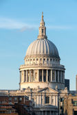 St Paul's Cathedral in London — Stock Photo