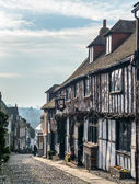 View of Mermaid Hill in Rye East Sussex — Stock Photo