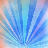 Pink and blue Sunbeams Background — Stock Photo