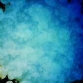 Abstrakt blå bakgrund — Stockfoto