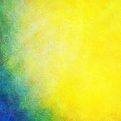 Yellow blue background — Stock Photo