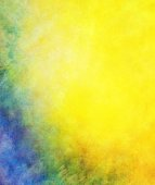 黄色蓝色背景 — 图库照片