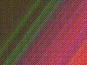 Multicolour dotted background — Foto Stock