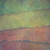 Grungy torn paper — Stock Photo