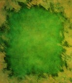 Green texture with place for text — Stock Photo