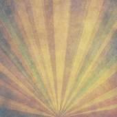 Vintage Sunbeams Background — Stock Photo