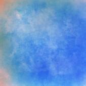 Grunge blauem Hintergrund — Stockfoto