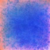 Grunge blå bakgrund — Stockfoto