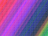 Rainbow dotted background — Stock Photo