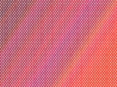 Pink dotted background — Stock Photo