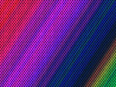 Multicolour dotted background — Stock Photo