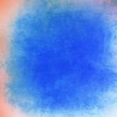 Grunge blue background — Stock Photo