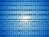 Blue dotted background — Stock Photo