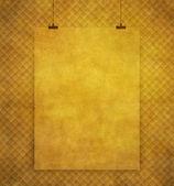 Texture grunge avec un espace pour le texte — Photo