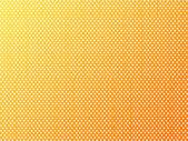 Fundo amarelo pontilhado — Foto Stock