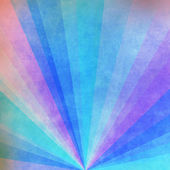 Blue and pink Sunbeams Background — Stock Photo