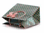 Beatiful shopping bag — Photo
