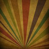 Vintage Sunbeams Background — Zdjęcie stockowe