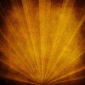 Vintage  Brown Sunbeams Background — Zdjęcie stockowe