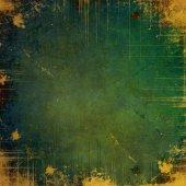 Texture grunge vert — Photo
