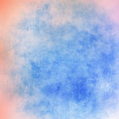 Grunge blue and pink background — Stock Photo