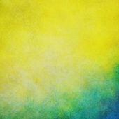 Sfondo blu giallo — Foto Stock