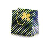 Shopping bag isolated — Stock Photo