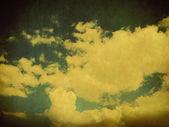 Sfondo di cielo blu — Foto Stock