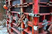 Build a buiilding — Stock Photo
