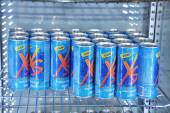 Xs 能量饮料 — 图库照片