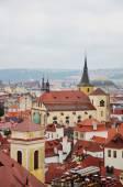 Prague town — Stock Photo