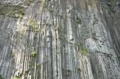 Basalt mountain — Stock Photo