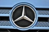 Mercedes-Benz — Stock Photo