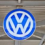 Постер, плакат: Volkswagen logo