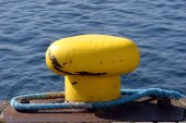 Mooring — Stock Photo