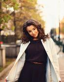 Portrait happiness woman  — Stock Photo