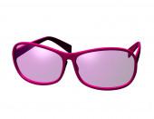 Optimism, positive thinking sunglasses — Stock Photo