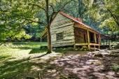 Smoky Mountain Cabin — Stock Photo