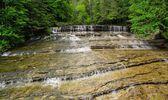 Wilderness Waterfall — Stock Photo
