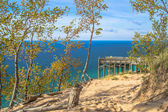 Sleeping Bear Dunes National Lakeshore — Stock Photo