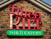 Tilted Kilt — Stock Photo