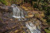 Alger Falls — Stock Photo