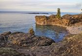 Presque Isle Park — Stock Photo