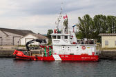 Kanadensiska Coast Guard fartyg — Stockfoto