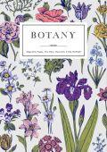 Botany. Vintage floral card. — Stock Vector