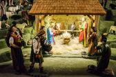 Birth of Jesus in Bethlehem — Stock Photo