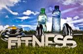Fitness and healthy lifestyle — Stock Photo