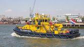 Dutch portal authority ship — Stock fotografie